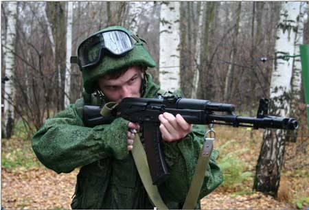Permyachka for fight