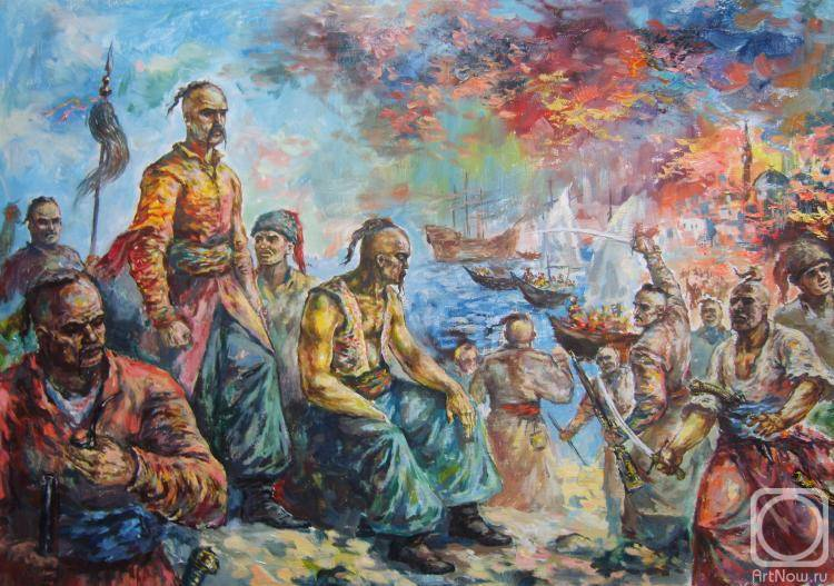 The myth of the ancient history of the Ukrainians
