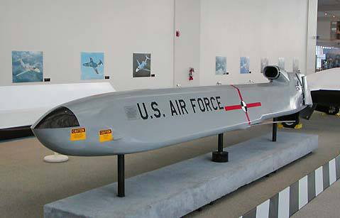 Cruise missiles - present and future