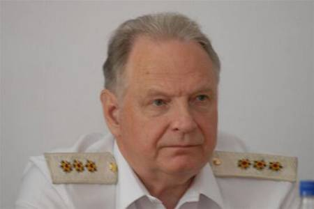 Russian admiral: Sevastopol is our city, no matter what flags it hangs