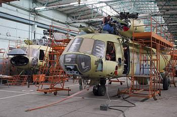 直升机合同。 它是如何在美国完成的