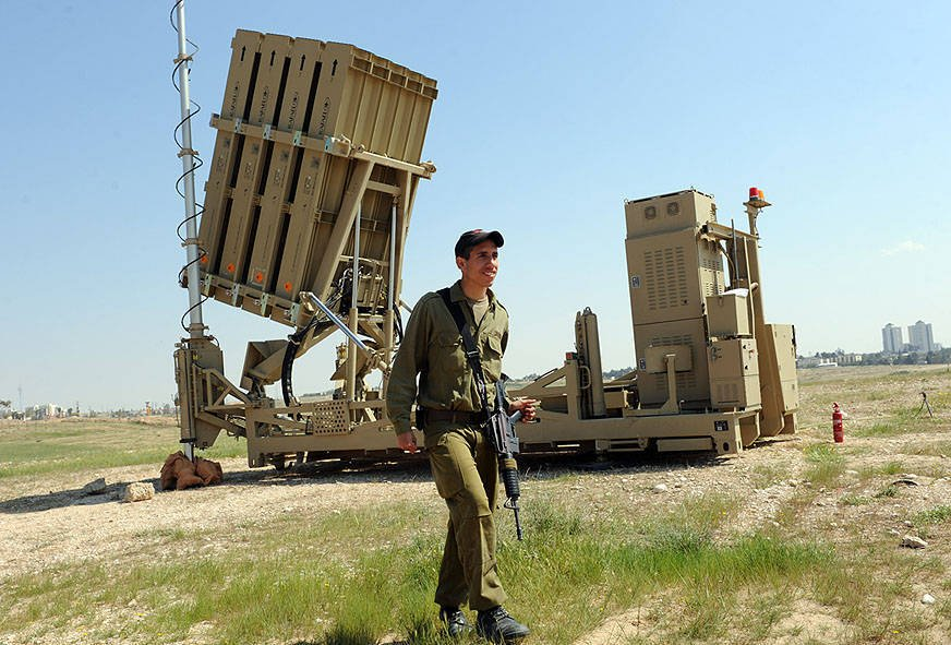 Iron Dome - Multi-Level Security