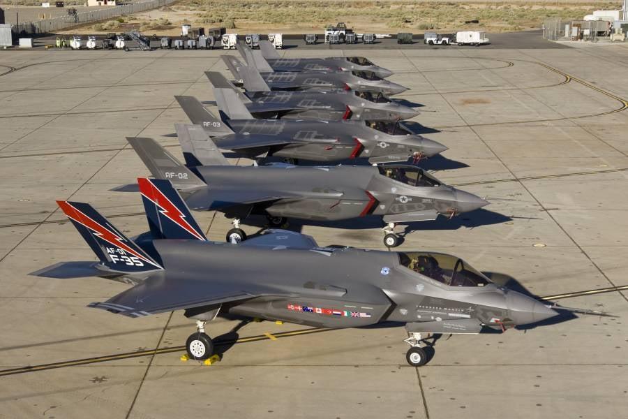 La société Lockheed Martin justifie le coût croissant de F-35