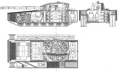 """""""Armata""""和坦克机器人:俄罗斯装甲车的前景"""