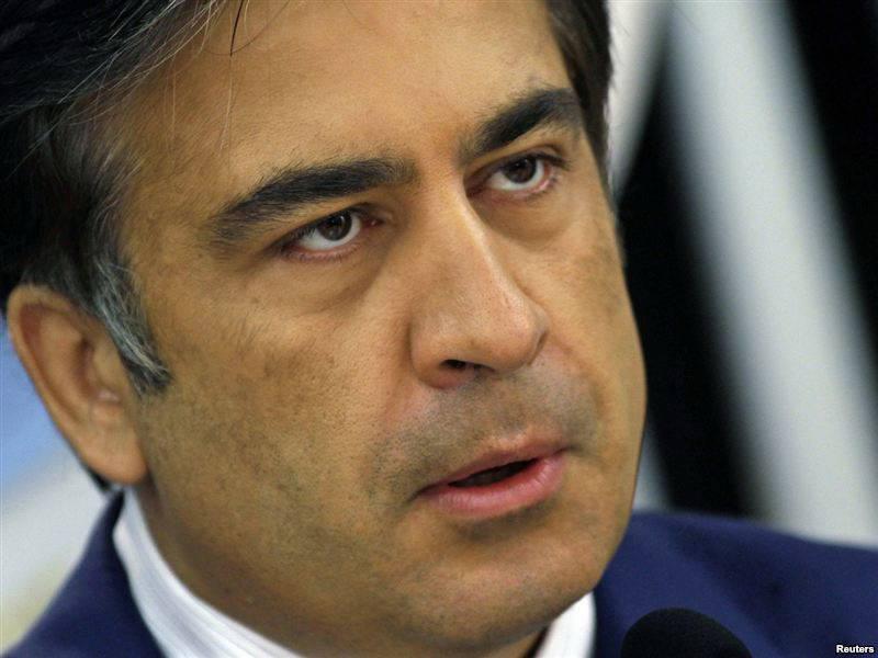 "Saakashvili called the Russian ""Mongoloid barbarians"""