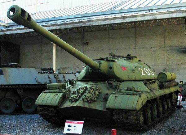 Тяжелый танк ИС-4 - последний из рода