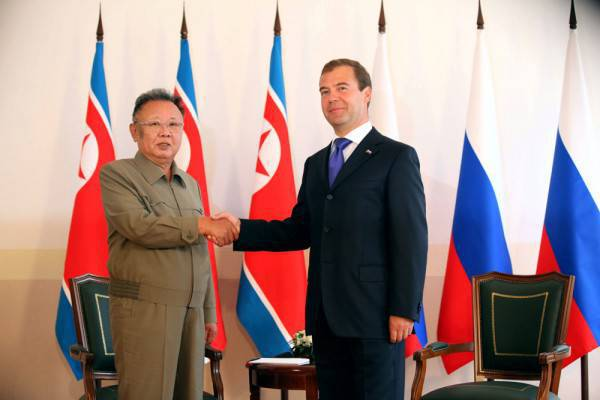 Russia and the DPRK: nuclear program, gas, debt, military cooperation