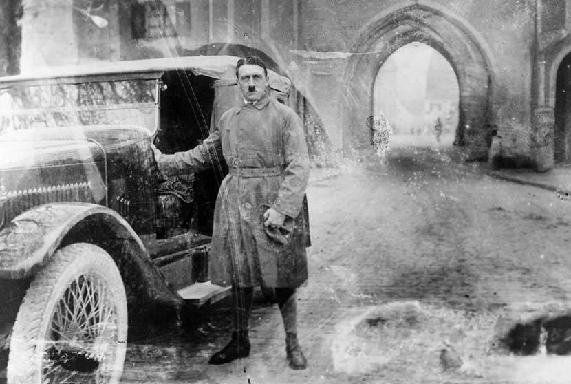 第二次世界大战的编年史:战前时期