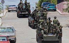 Meksika, Amerika Birleşik Devletleri sınırlarında geniş çaplı bir askeri operasyon başlattı