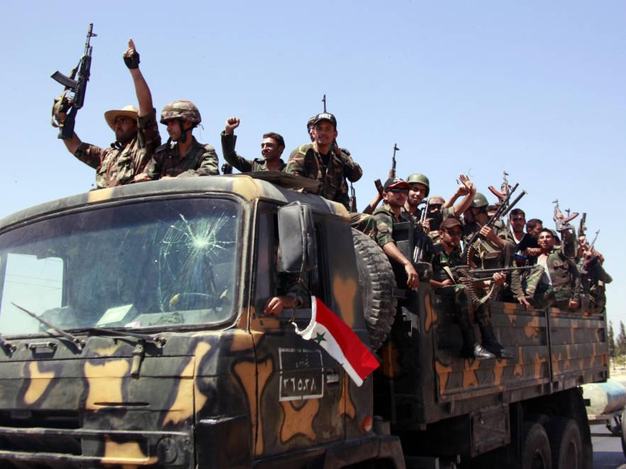 Suriye - bir numaralı hazırlık