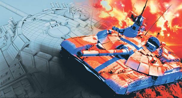Dont les chars sont meilleurs: T-80 contre Abrams