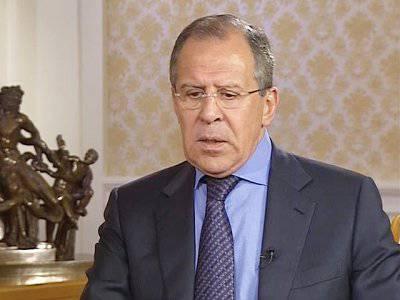 Лавров: никто в здравом уме не пойдет на вооруженное вмешательство в дела Сирии