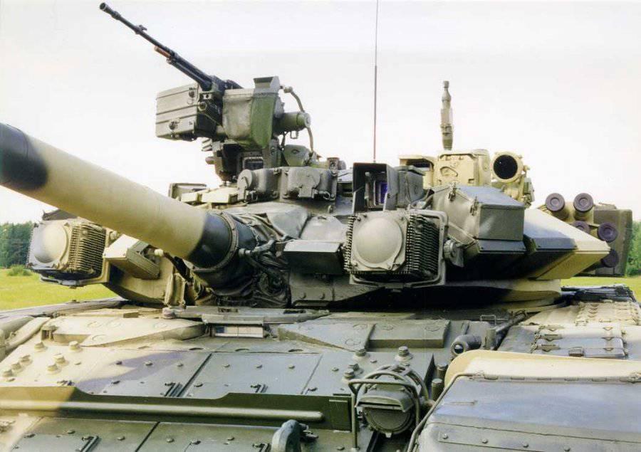 ...как на Т-90 и стать-то нормально места нет...