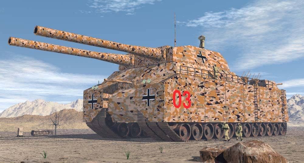 Фото самого сильного танка из