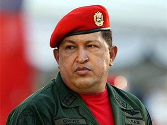 Hugo Chavez sur le fond des événements libyens