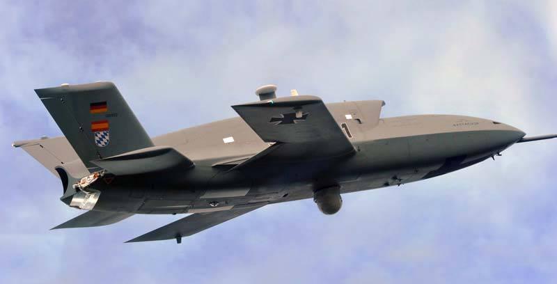 UAV Barracuda (Europe)