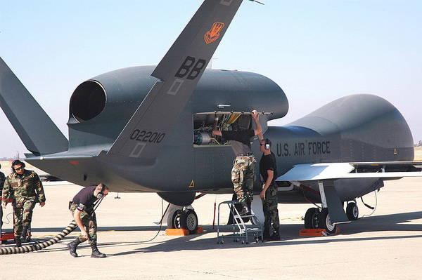 Les pilotes restent au sol: les drones