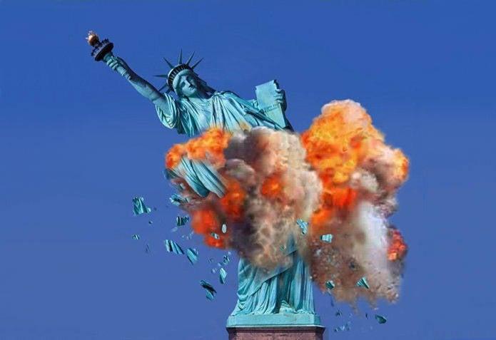 ABD'nin çöküşü dünyayı Orta Çağ'a mı götürecek?
