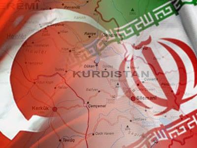 L'Iran et la Turquie se préparent à envahir le Kurdistan irakien