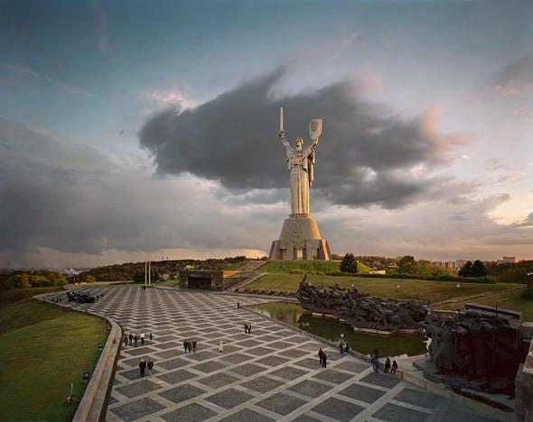 Kiev, Büyük Rusya'nın yeni başkentidir