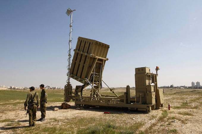 """Iron dome"": knowledge, and most importantly experience"