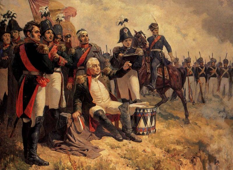 Jour de gloire militaire de la Russie, la bataille de Borodino, août 26 (septembre 7 d'une nouvelle manière)