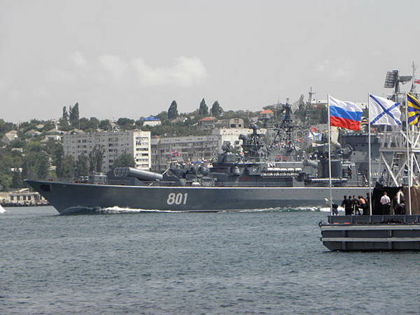 Putin's plans for the restoration of the Russian fleet