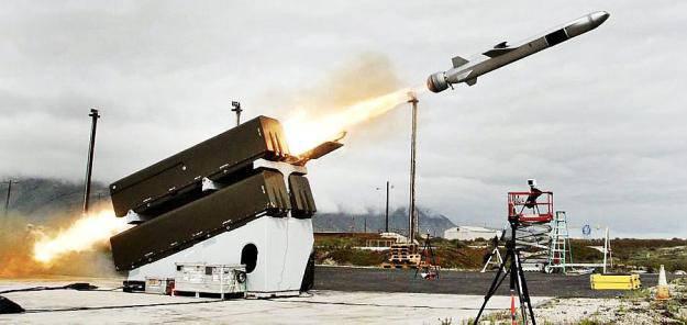 NSM  - 挪威超级火箭队