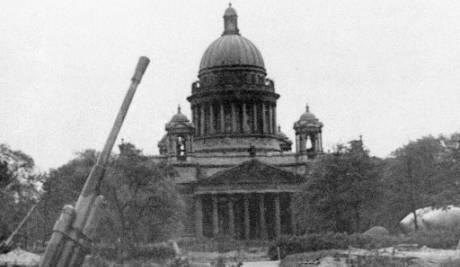 70 years ago the fascist blockade of Leningrad began