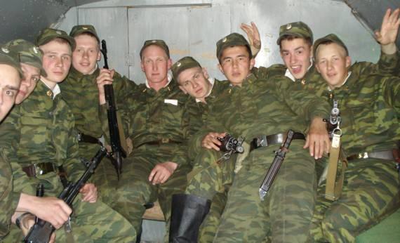 Servir ou se plaindre? Opinion des soldats de Kirov