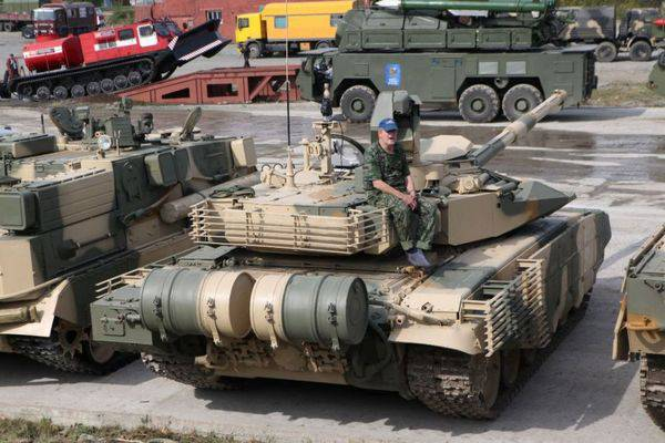 Arms exhibition in Nizhny Tagil - a demonstration of the stagnation of the industry?