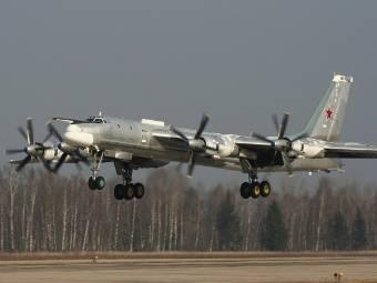 The Tajik Air Force revealed two strategic bomber Tu-95