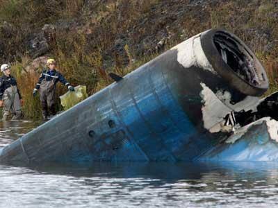 灾难Yak-42:难以理解和非同寻常