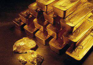 Gaddafi's regime sold 29 tons of gold
