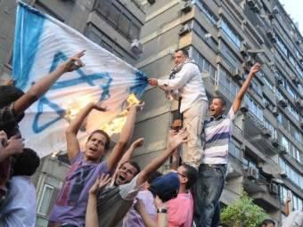 在议程上 - 埃及与以色列的战争和埃及国家的完全崩溃