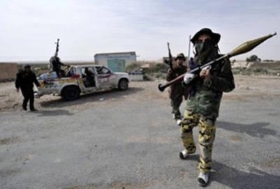 Ливийская война перерастает в стадию народной?