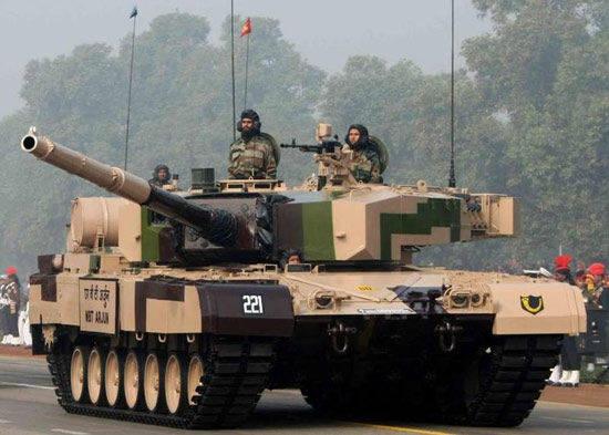 Hindistan dünyanın en pahalı tankını yarattı