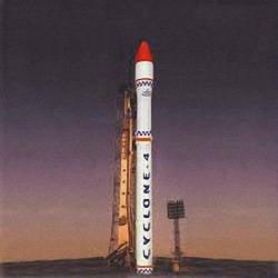 """乌克兰火箭""""Cyclone-4""""首次发射定于2013年"""