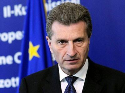 """L'UE invite la Russie à """"supporter"""" et à """"ne pas mettre une tache dans les roues"""" dans la mer Caspienne"""