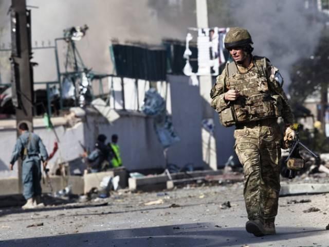 अफगान जासूस, या कॉनन डॉयल आराम कर रहा है ...
