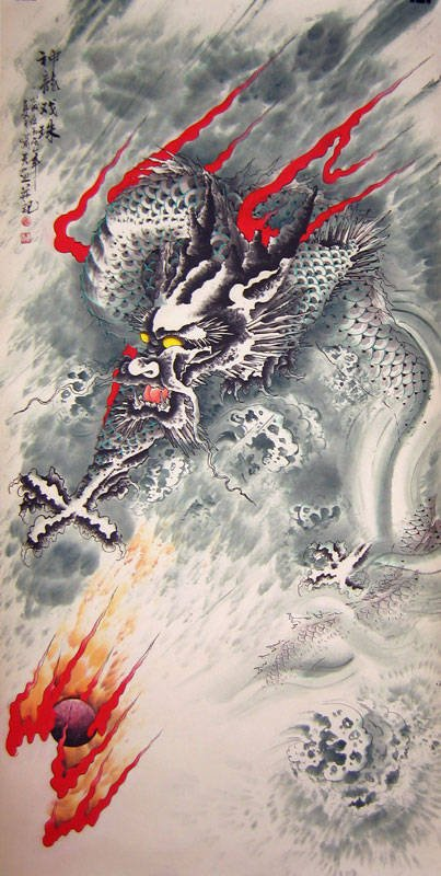 How much longer will the Chinese dragon sleep?