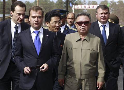 俄罗斯和朝鲜将举行联合军事演习