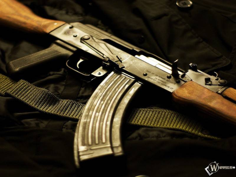 India has developed its own analogue of the AK-47.