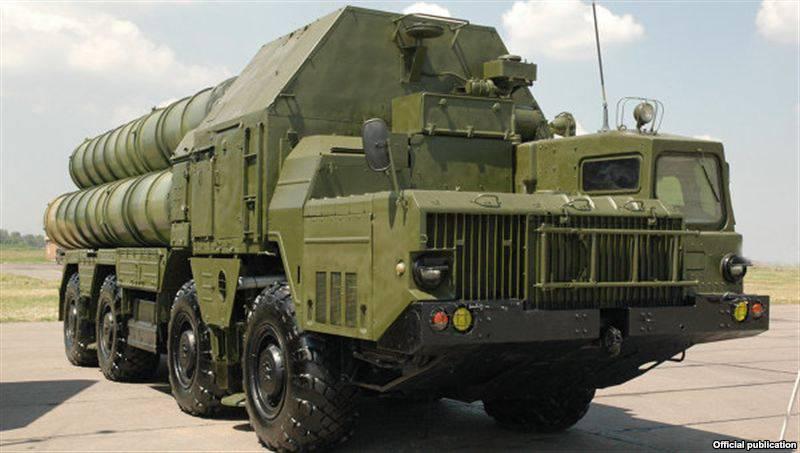 Hava savunma birlikleri, C-300 füzelerine ateş edecek