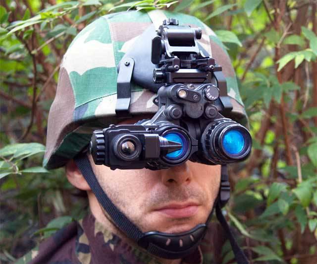 "Ordu ile hizmette Vizyon ""Predator"""