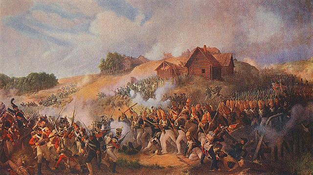 Bataille peu connue de la guerre patriotique 1812 de l'année: la bataille de Klyastitsy
