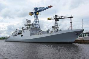 USC and the Ministry of Defense signed a contract for the supply of frigates project 11356