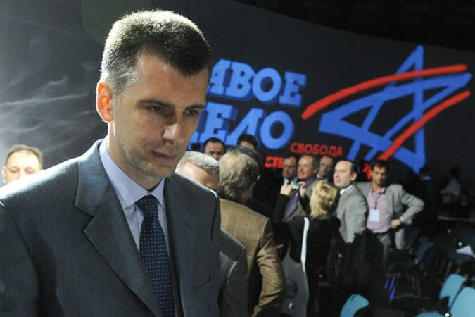 The reasons for the resignation of Prokhorov