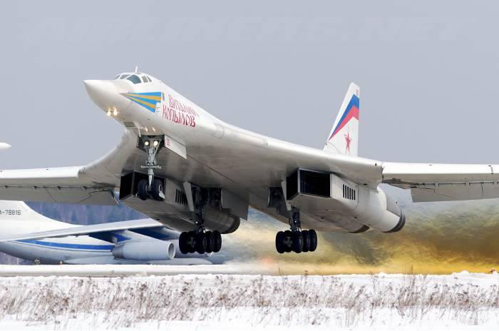 Bombacılar Tu-160 motorsuz bırakılabilir