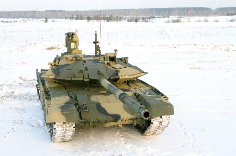 T-90MS保护